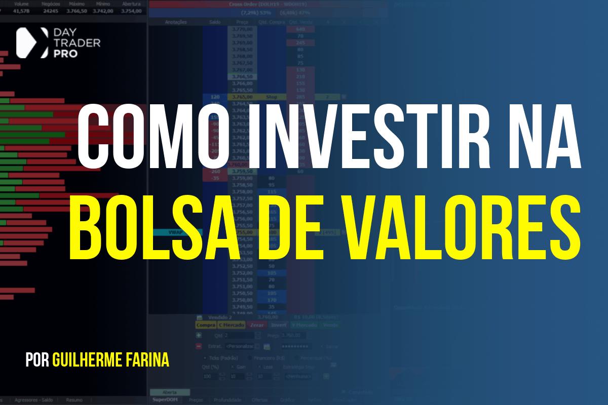 Como Investir na Bolsa (Começando do Zero!)